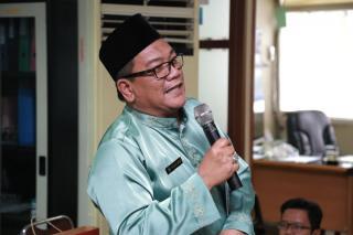 Positif Covid-19, Kondisi Kadis Kominfotik Riau Stabil