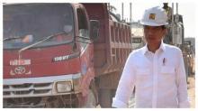 Jokowi Sampaikan Keberhasilan Program Sejuta Rumah