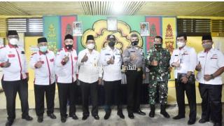 Wabup H.Syamsudin Uti Hadiri Ramah Tamah FPK  Kec Tempuling.