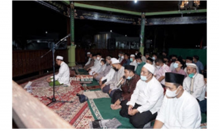 Malam 16 Ramadhan Pemkab Inhil Kedatangan Dinas Pariwisata Provinsi Riau