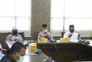 Pemkab Siak Ikuti Doa Kebangsaan dan Kemanusiaan se-Indonesia