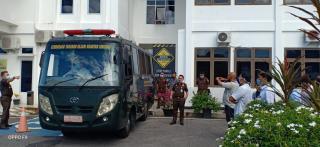 Kejari Kuansing Tahan Lima Tersangka Dugaan Kasus Korupsi di Sekretariat Daerah