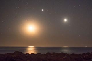 Malam Ini, Konjungsi Merkurius-Spica dan Ekuinoks September Hiasi Langit Indonesia.