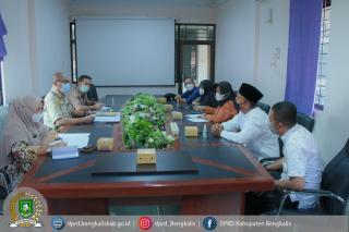 Komisi IV DPRD Bengkalis Koordinasi ke Provinsi terkait Pengelolaan Anggaran Bantuan Keuangan