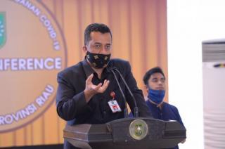 Perbolehkan Berpariwisata,Ini Kata Kadispar Riau