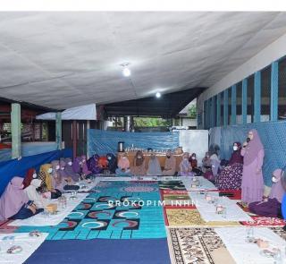 Gabungan Organisasi Wanita (GOW) Kabupaten Indragiri Hilir (Inhil), menggelar Silaturahmi dan Buka P