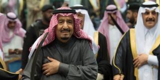 Raja Salman Jalani Operasi Kantung Empedu
