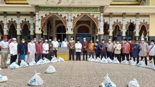 Yayasan Tabung Wakaf Umat Muliakan Para Imam Masjid Paripurna Se Kota Pekanbaru
