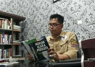 Ketua PD. IWO Pelalawan Syangkan Kebijakan  DPRD Pelalawan yang Meniadakan Anggaran Publikasi Media