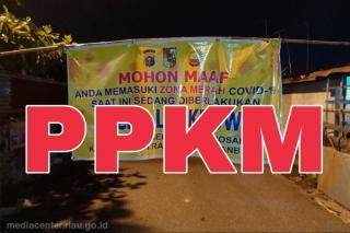 Kota Pekanbaru Targetkan PPKM Level 1