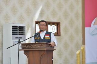 Soal Gubernur dan Kepala Dinas Positif Covid 19, Syahrial Abdi Pastikan Pemprov Riau Berjalan Baik