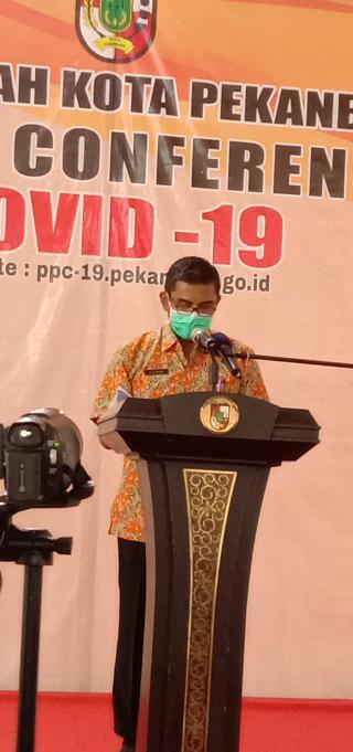 Dua Pasien Positif Covid 19 Klaster Palembang Sembuh