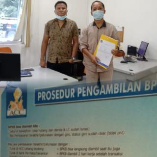 Angsuran Lunas, PT. ACC Pekanbaru Tahan BPKB Mobil Konsumen