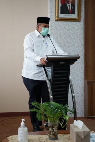 Bupati Alfedri Ingin Manajemen PT BSP Tingkatkan Kinerja dan Performa Lebih Baik