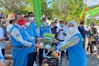 SDS IT At-Taqwa Binaan RAPP Raih Nilai Tertinggi Penghargaan Sekolah Adiwiyata Provinsi Riau 2021