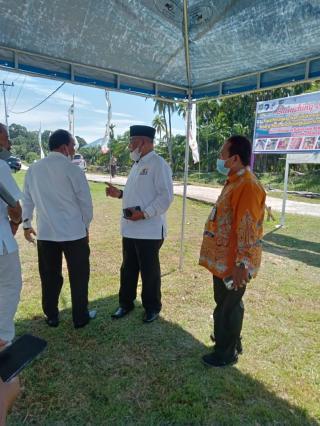 Ketua Kadin Bengkalis Masuri SH Hadiri Launching dan Serah Terima Kapal Penangkap Ikan