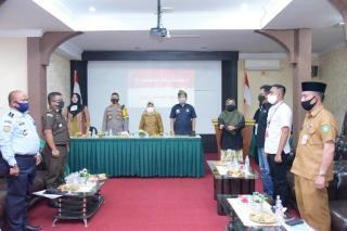 KPU Bengkalis Gelar Rakor Persiapan Pencalonan Pemilihan Bupati dan Wakil Bupati