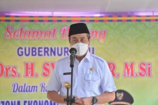 Potensi Wakaf Uang di Riau Sangat Besar Untuk Kemaslahatan Umat