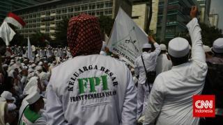 Ketua FPI Pekanbaru Tersangka Kasus Demo Ricuh Tolak Rizieq