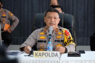 Kaleidoskop Polda Riau Tahun 2020,dari Mapolda,SPN,Hingga 19 Hafiz