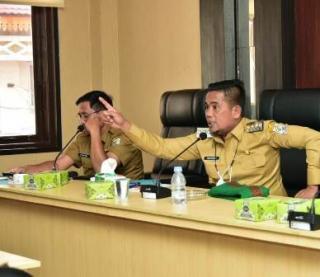 Bupati H.Zukri  Keluarkan SE, Kumandankan Adzan Di Seluruh Perkantoran Pemkab Pelalawan