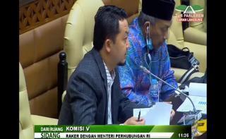 """Riau Tidak Masuk Dalam RKP Kemenhub,Syahrul """"Ultimatum"""" Menhub"""