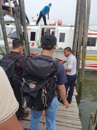 Ketua DPRD Meranti: Pengelola Tanjung Buton Tolong Pakai Hati