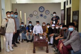Begini Momen Peserta Kafilah Riau ketika dijamu Wali Kota Ternate