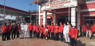 Upacara HUT RI 75 Tahun, H. Zukri Umumkan Pemenang Lomba Haul Bung Karno