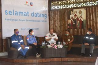 2021 Blok Rokan Dikelola Pertamina, Ketua DPD RI: Semoga Menguntungkan Masyarakat Riau