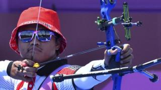 Peluang Medali Olimpiade untuk Indonesia Senin: Panahan