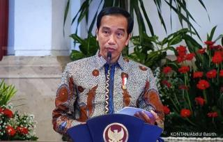 Presiden Jokowi akhirnya bubarkan 18 lembaga, ini nama-namanya