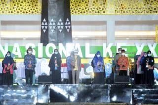 Alhamdulillah, Riau Peringkat 5 STQ Nasional XXVI di Maluku Utara
