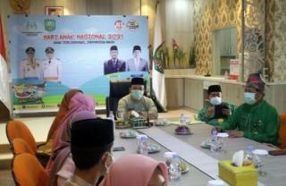 Hari Anak Nasional, APSAI Siak Terima Penghargaan Gubernur Riau