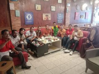 PWRI Riau Resmi Bentuk Kepengurusan Baru