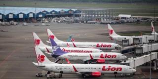 102 Pesawat Menganggur di Bandara Soekarno-Hatta