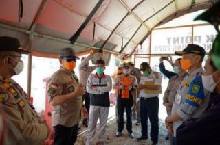 Posko Penyekatan Larangan Mudik di Riau Diaktifkan 6 Mei 2021, Inilah Daftar Lokasinya