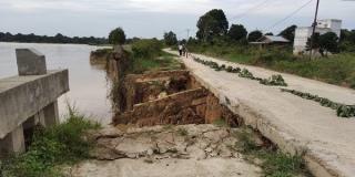 Plt Kadis PUPR Pelalawan Diadili Terkait Ambruknya Turap Danau Tajwid