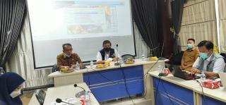 BWSS III Paparkan Perencanaan DED Tiga Kegiatan di Kabupaten Kampar