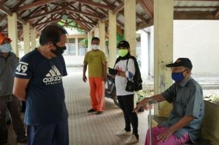 Sekdaprov Riau Tinjau UPT Panti Sosial Khusnul Khotimah