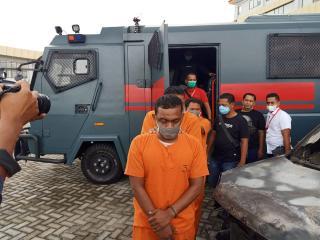 Pelaku Teror Bom Molotov Terhadap Wartawan di Kampar Ditangkap Polisi