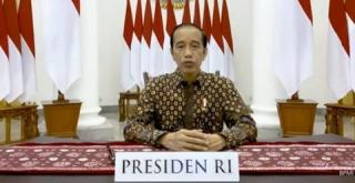 Jokowi Lanjutkan PPKM Level 4, Ada Penyesuaian untuk Usaha Kecil