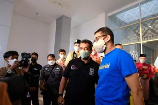 Agenda Parekraf Bergeliat, Riau Gelar Festival Pulau Rupat Secara Hybrid
