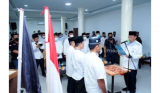 HM Wardan Resmi Lantik DPD Juru Sembelih Halal Indonesia Periode 2021-2026