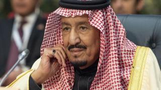 Raja Salman Dilarikan ke Rumah Sakit