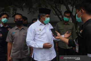 Kasus Positif Covid-19 Naik, Bupati Alfedri Ingatkan Masyarakat Patuhi Protokol Kesehatan