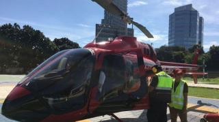 Helikopter Milik PT NUH Hilang Kontak dalam Penerbangan dari Nabire Papua