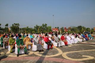 Bupati H.Zukri Lantik Pejabat Adminstator dan Pengawas Pelalawan