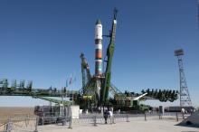 Roket Soyuz Sempat Gagal Namun akhirnya Berhasil Mendarat