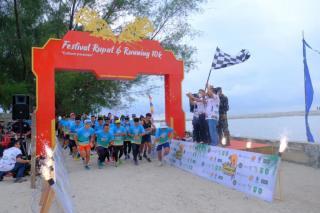 Sandiaga Uno: Festival Pulau Rupat Riau Masuk KEN 2021, Ini Eventnya